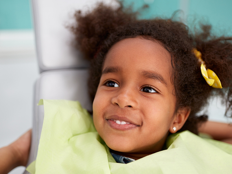 kids dental sealants Florissant