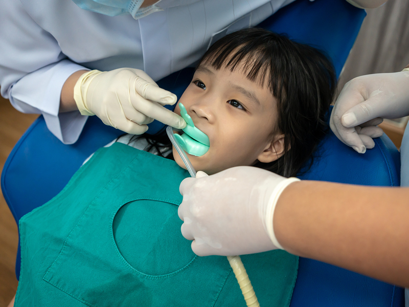 pediatric dentist La Mesa CA