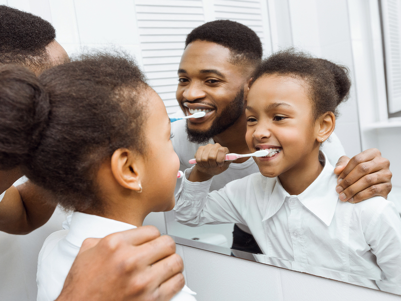 tips to get your child to brush their teeth Burlington