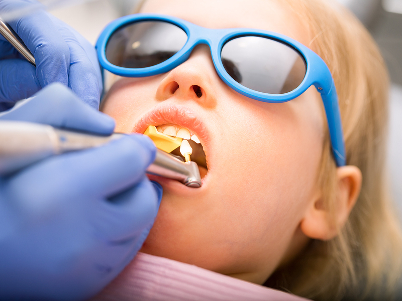 pediatric dental sedation Burlington