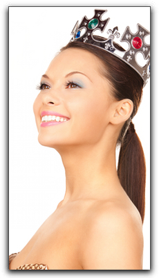 Feel Like Royalty With CEREC Tooth Crowns In Trinity