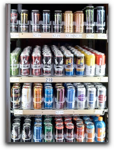 Brandon FL Cosmetic Dentist Warns About Energy Drinks