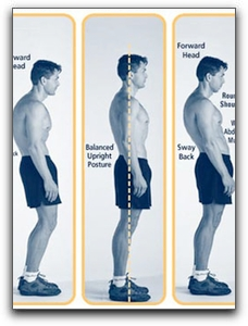 Posture Alleviates Boston Back Pain
