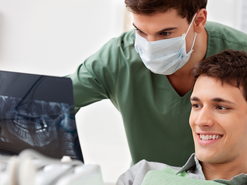 The Hales Parker Dentistry Guide To Dental X-Rays