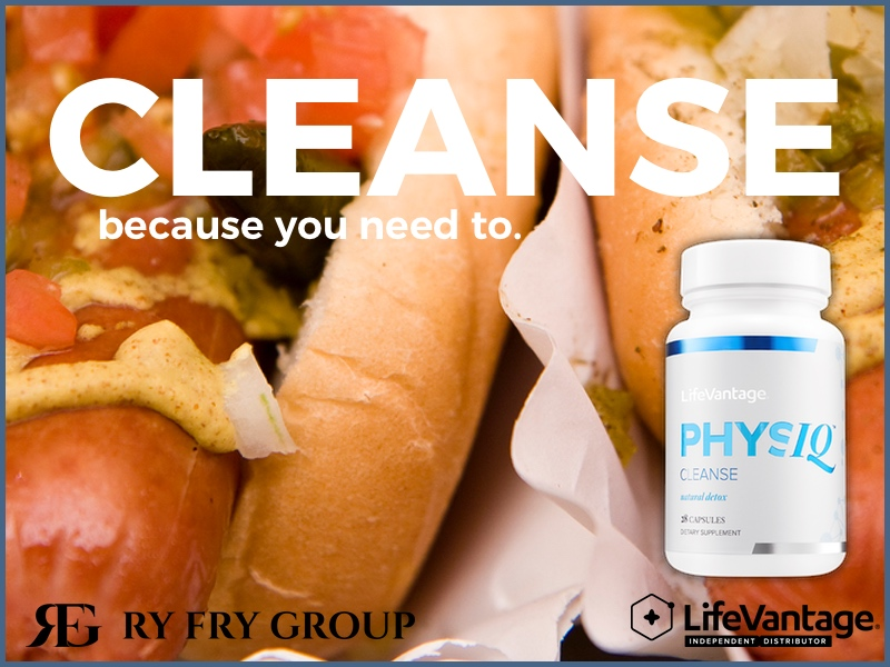 LifeVantage Cleanse RyFry Group