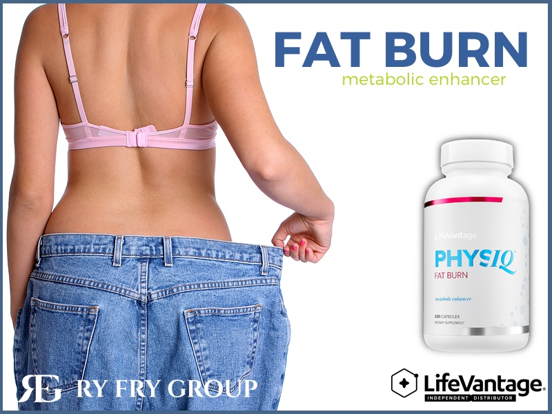 LifeVantage Fat Burn RyFry Group