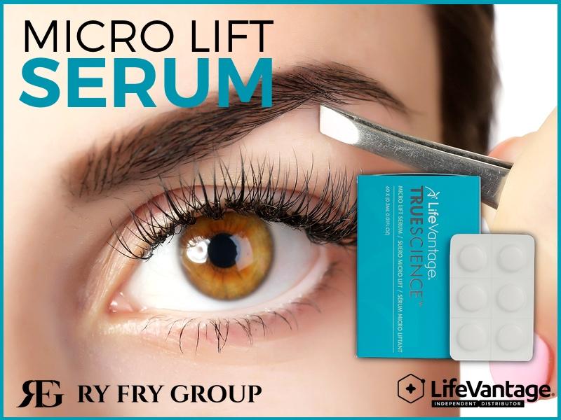 LifeVantage RyFry Group Micro-lift Serum