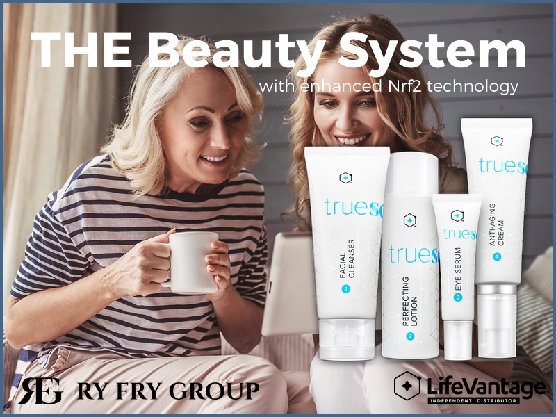 LifeVantage Beauty System from RyFry Group