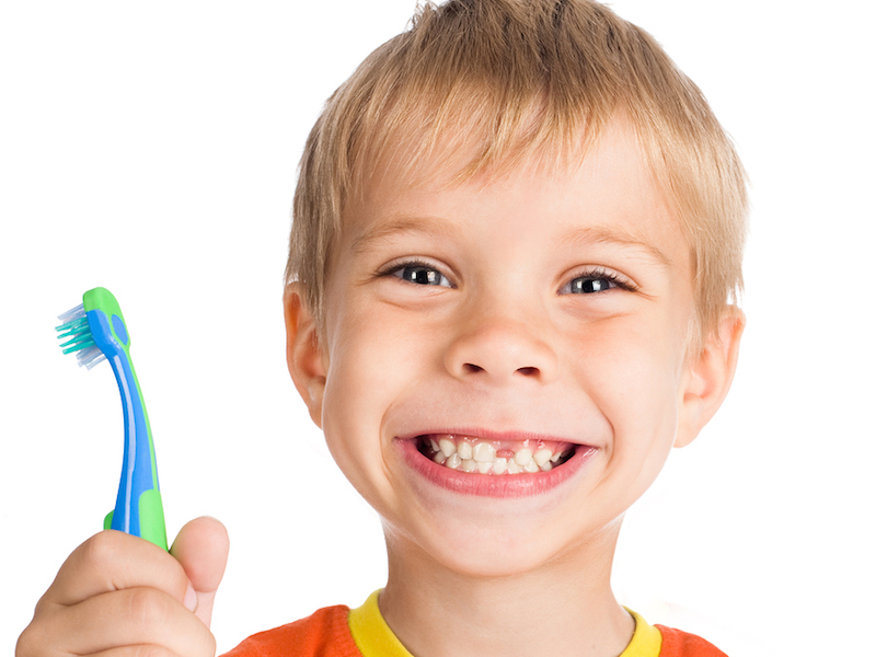 early dental care for your toddler