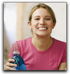 Mouthwash Facts and Dental Health in Coppell