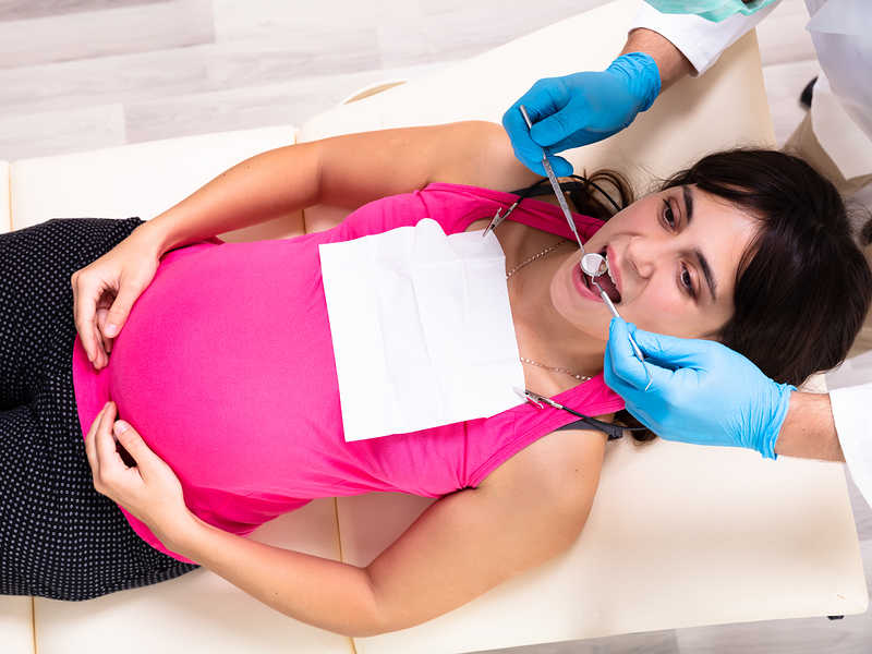 can I wear braces when I am pregnant?