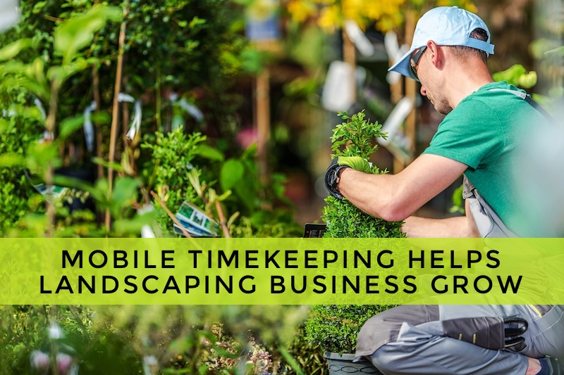 workforce management apps for landscaping business South Jordan