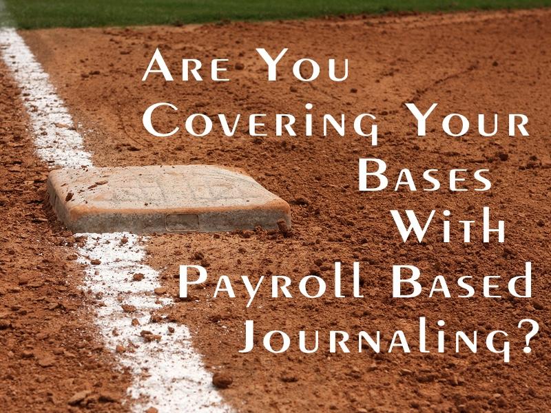 payroll based journal tools Islandia